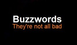 Instead of killing off buzzwords, let's de-buzz them instead